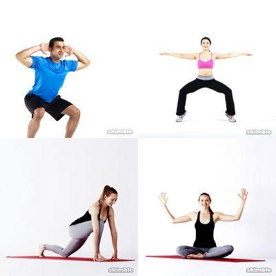 Lower Body - Legs