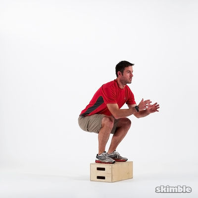 50 Box Jumps