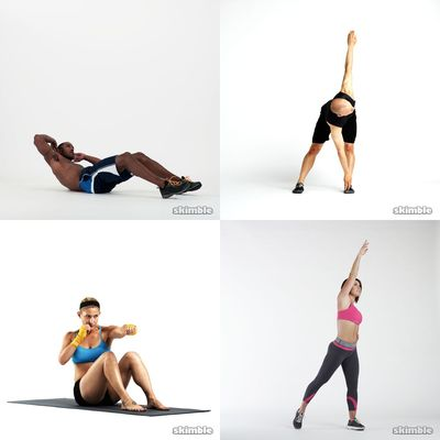 lose weight and tone