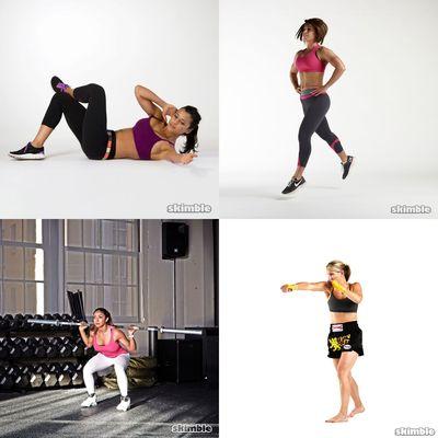 Reg Workout