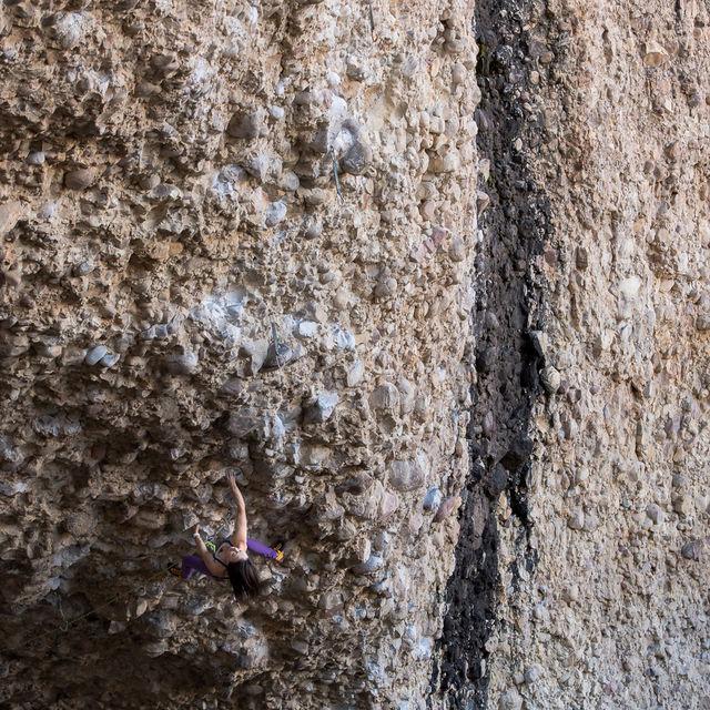 How to do: Climb - Step 1