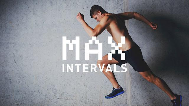 Max Intervals