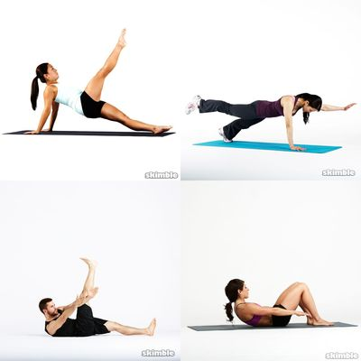 core workout