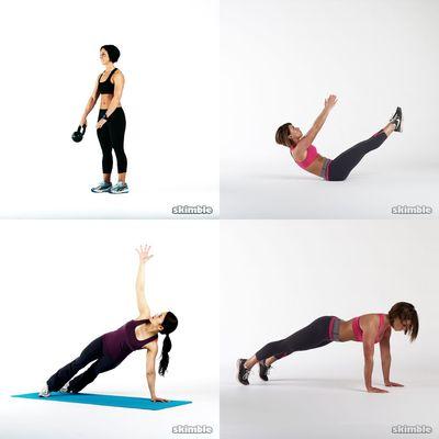 full body weight train