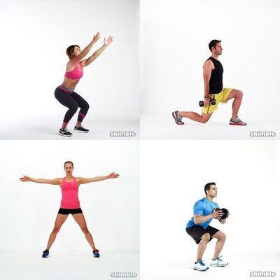 Allan Workout