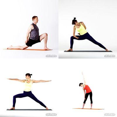 Specific Body Areas, Yoga