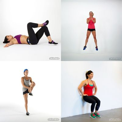 workouts want to try