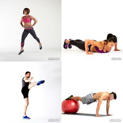 Lari's workout