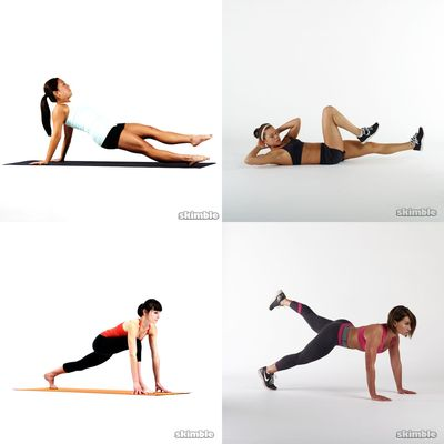 stretching/abs/legs