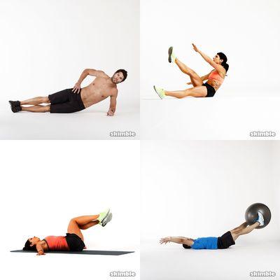 Shi workout