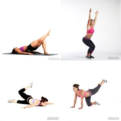 Booty Workouts