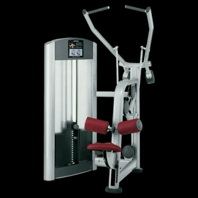 How to do: Pulldown Machine - Step 1