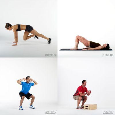 Linda workouts