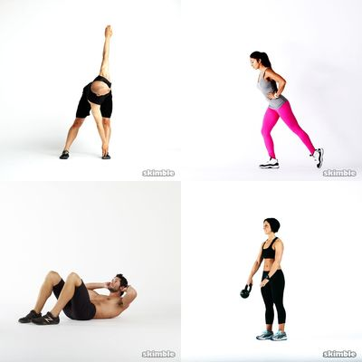 legs and core