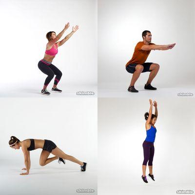 pauls workout