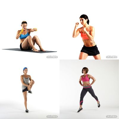 Quick Full Body Workout