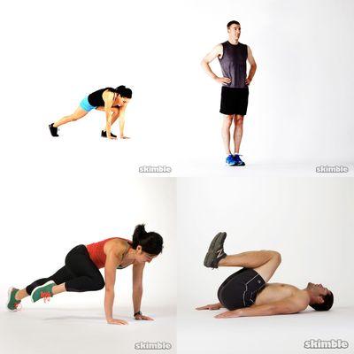 light workout