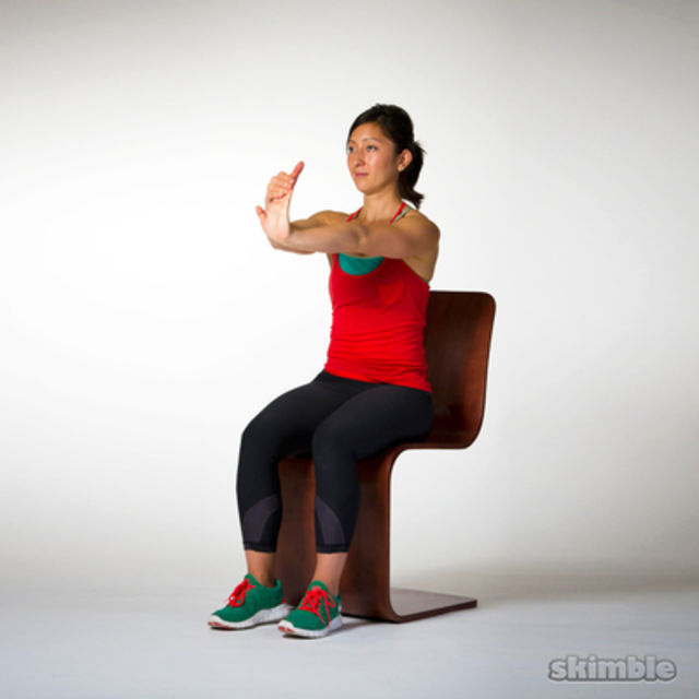 How to do: Wrist Flexor Stretches - Step 5