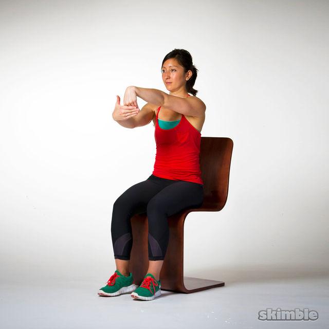 How to do: Wrist Extensor Stretches - Step 6