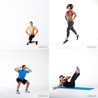 15+ Min Workouts