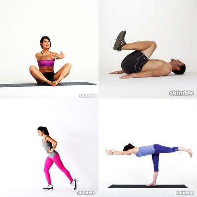 no foot use workouts