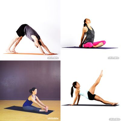 Yoga to try!