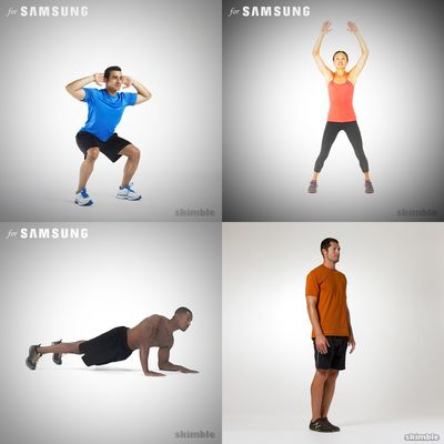 Samsung Workouts