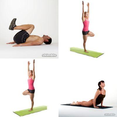 pregnant/stretch