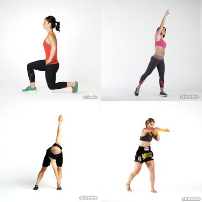 Full body weight loss
