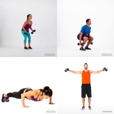 Complete Body Strengthen & Trim