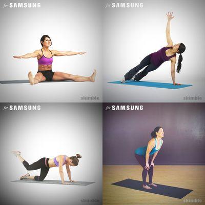 Palates & Yoga