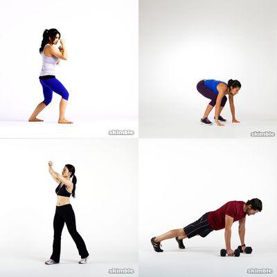 long workouts (40min plus)