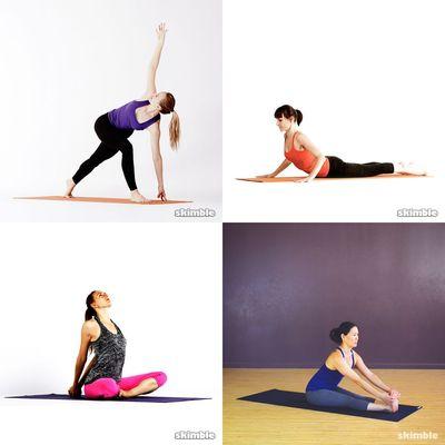 yoga/strech