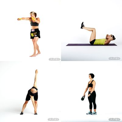 best body workouts