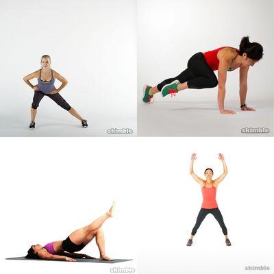 ejercicios normales