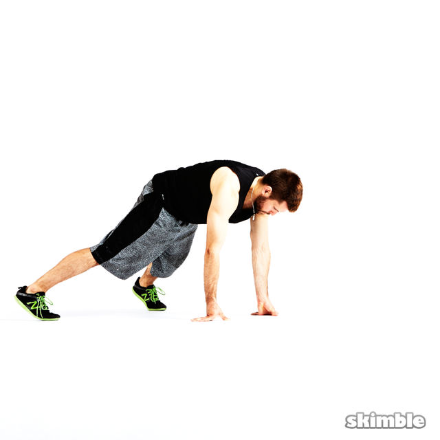 How to do: Fast Clockwise Sixstep - Step 5