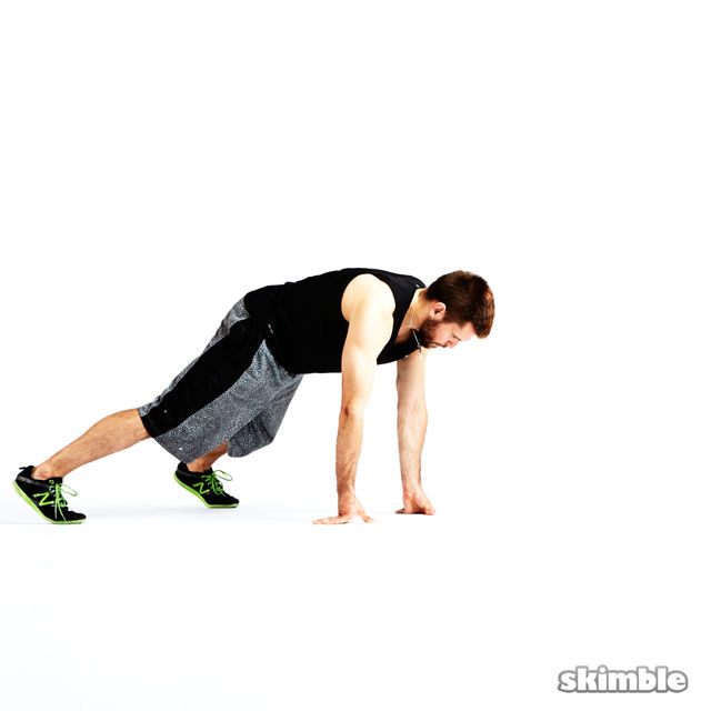How to do: Fast Clockwise Sixstep - Step 1