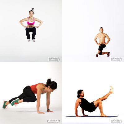 mini workout series