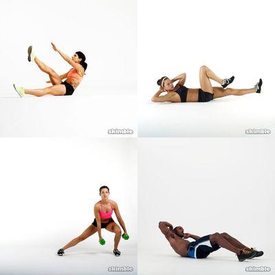 Core e gambe