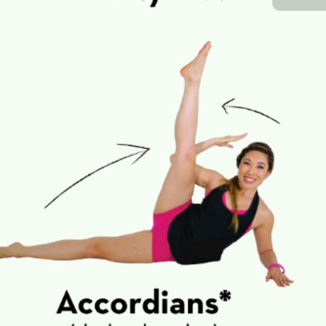How to do: Accordians - Step 1