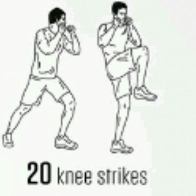 Knee Strikes