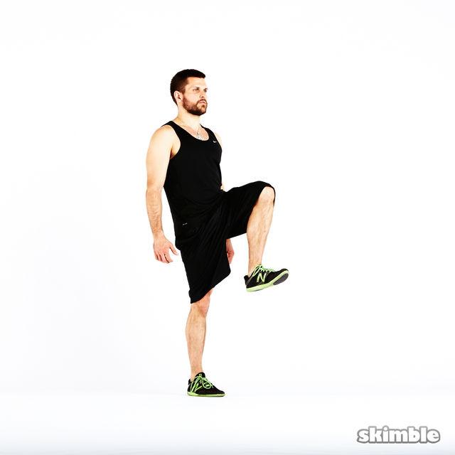 How to do: Hip Flexor & Extension - Step 8