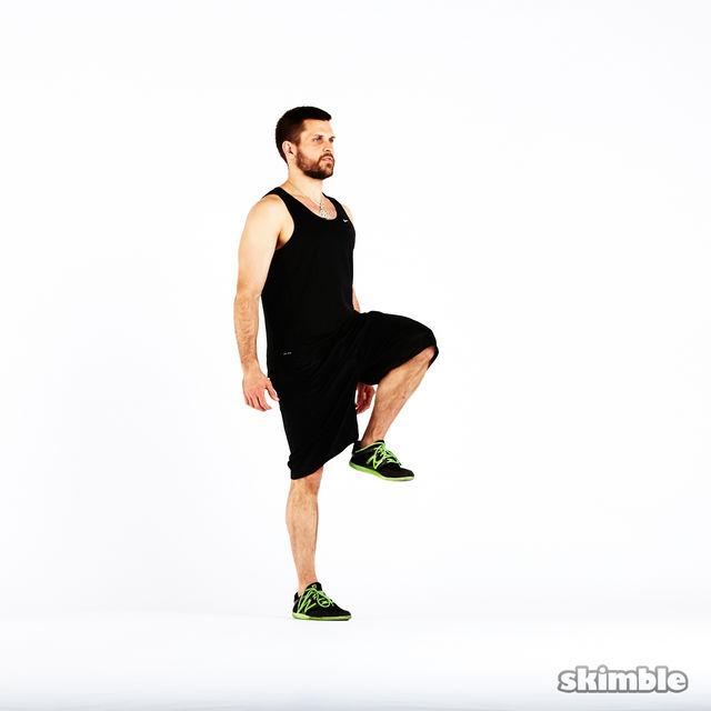 How to do: Hip Flexor & Extension - Step 6