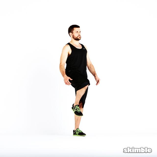 How to do: Hip Flexor & Extension - Step 4