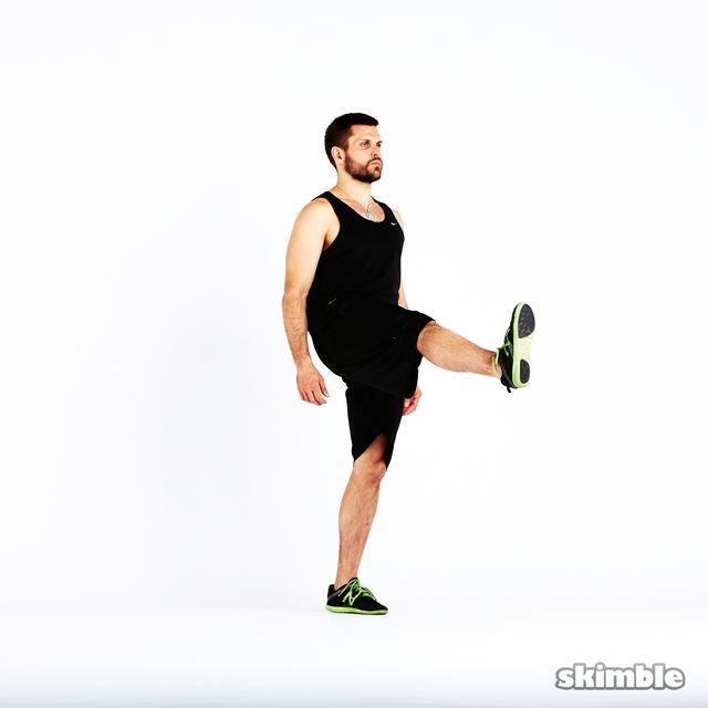 How to do: Hip Flexor & Extension - Step 3