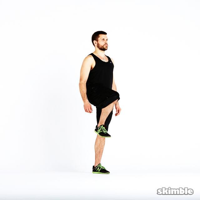 How to do: Hip Flexor & Extension - Step 2