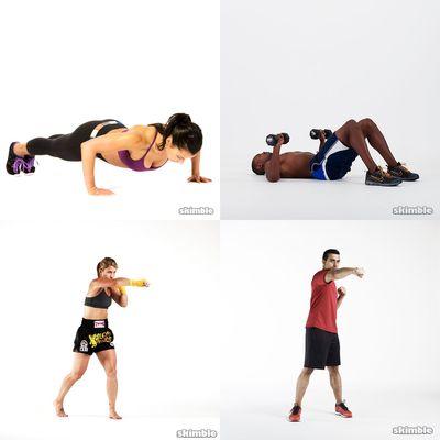 arms/ shoulders