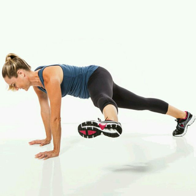 Workout 2 - Planks