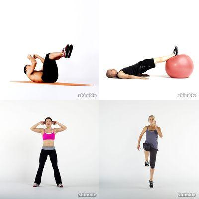 Beginner gym