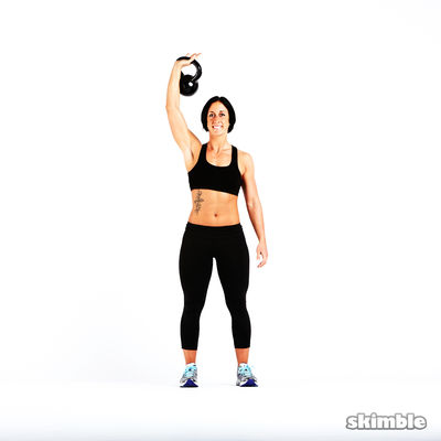 My favorite kettlebell workouts